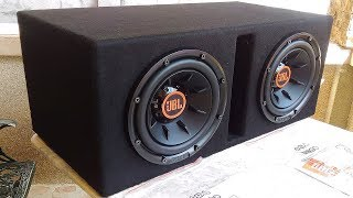Download How to Make Dual L-Ported Subwoofer Box - DIY Mp3 and Videos