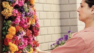 Cómo crear un jardín vertical thumbnail