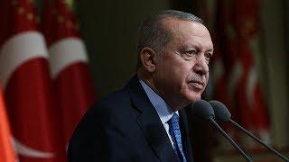 Cumhurbaşkanı Erdoğan: Bizi kara kışa gömmek isteyenler, kendileri aynı sancıyla kıvranıyor