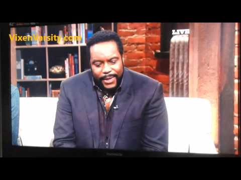 Chad Coleman Talks Tyrese's Death on The Talking Dead