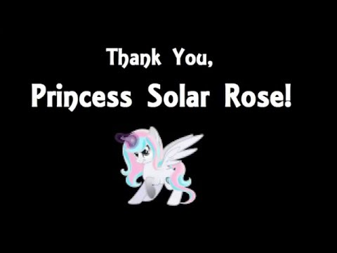 Fast Track Acts: My response to Princess Solar Rose