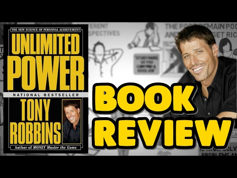 UNLIMITED POWER - Animated book review by Anthony Robbins