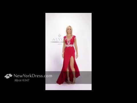 Alyce 6347 Dress - NewYorkDress.com