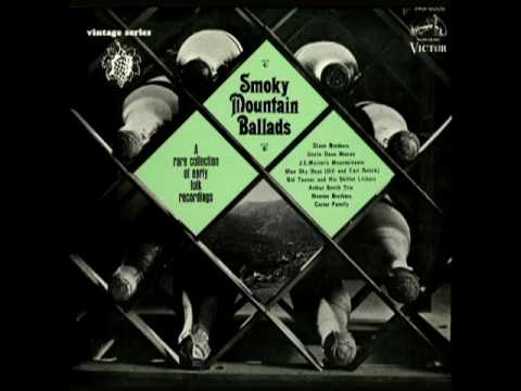Smoky Mountain Ballads 1965  Various Artists