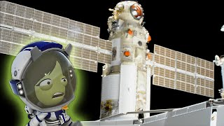 """Nauka"" - Did Kerbals Build The New ISS Module?"