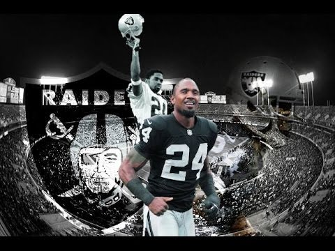 "CHARLES WOODSON HIGHLIGHTS ""THE MAN"" II HD"