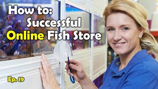 5+ Steps to a Success Fish Store - Coffee with Flip Ep. 19