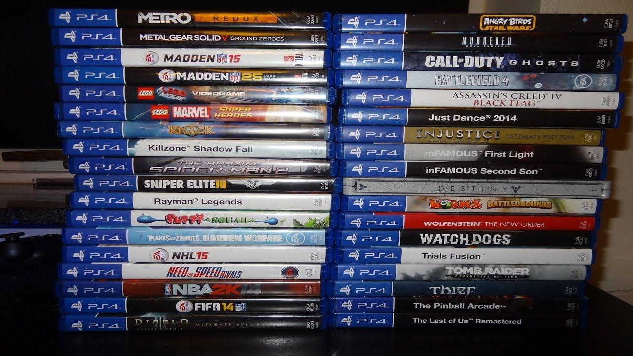 Где купить дешевые игры для playstation 4 - YouTube