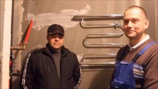 Монтаж сантехники в новостройке в Балашихе ЖК