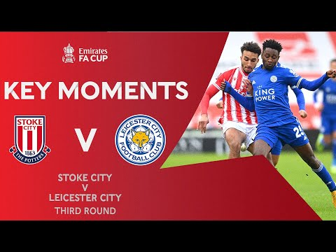 Stoke Leicester Goals And Highlights