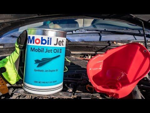 We Put JET OIL In a Honda!