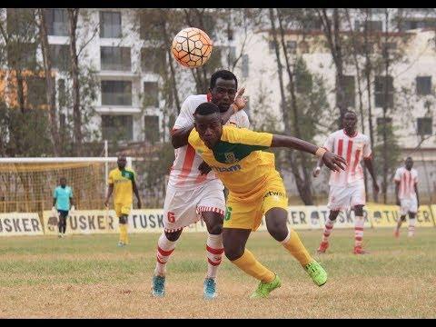 Kenya National team U20#Young talented footballer#David Owino 2018 1st Leg