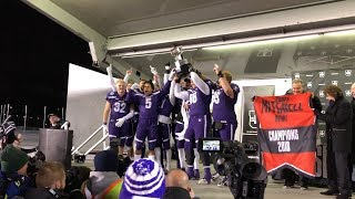 Western Mustangs book date with Laval Rouge et Or for Vanier Cup