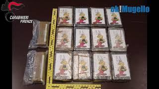 Smantellata dai Carabinieri di Borgo San Lorenzo organizzazione di trafficanti di cocaina.