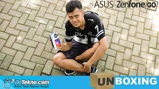 Unboxing Asus Zenfone Go Indonesia