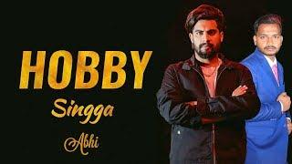Hobby Singga | Full Song | MoFusion | Leaked Song| |Latest Punjabi Song 2019|  Geet|