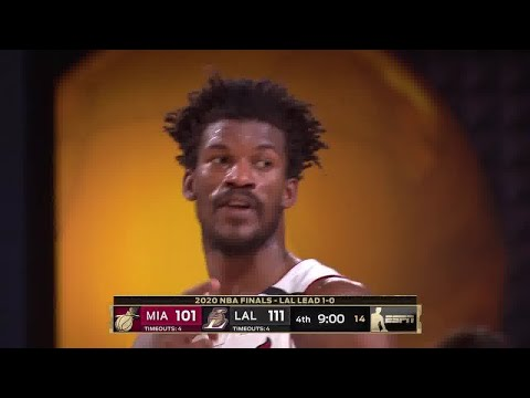 Jimmy Butler Full Play | Heat vs Lakers 2019-20 Finals Game 2 | Smart Highlights