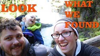 Hiking with kids to Silver Falls at Mt. Rainier | Our Mount Rainier Adventure