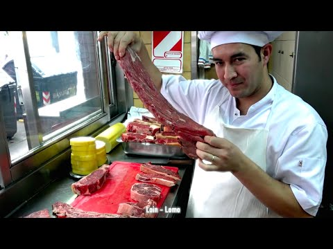 Steakhouse In Buenos Aires - Food In Argentina