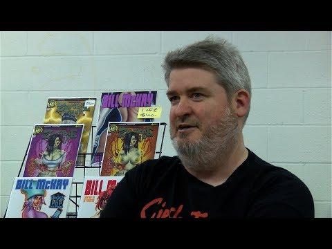 Artist Profile: Bill Mckay Comic Books You Need To Know