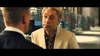 007: Координаты Скайфолл - Сцена 8/10 (2012) HD