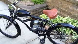 How To Build A Motorized Bicycle Review & Rant