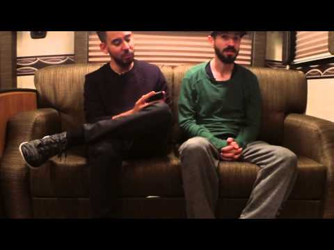 Linkin Log #4  'Ask Brad' Edition Carnivores Tour   Linkin Park