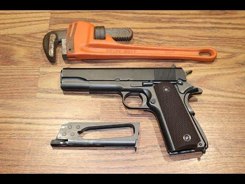 Пневматический пистолет KWC KMB76 Blowback