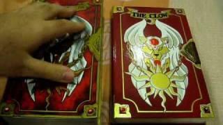 ARR - Bandai Cardcaptor Sakura Clow Book and Card Set Review クロウカードセット レビュー