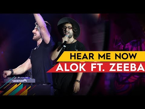 Hear Me Now - Alok & Zeeba - Villa Mix Brasília   Ao Vivo