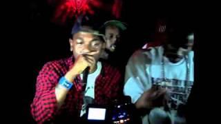 """Jay Rock - """"All My Life"""" ft Kendrick Lamar LIVE at Bubble Gum LA"""