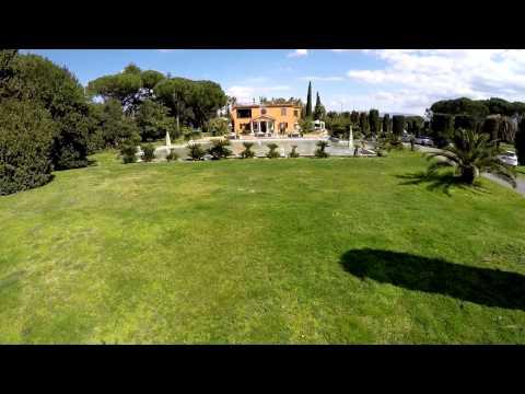 Villa  Dino riprese  con drone vdimage