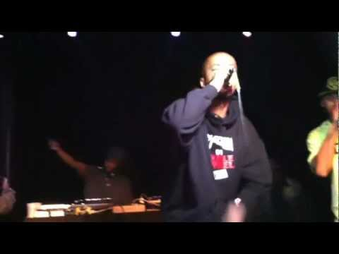 RUSTE JUXX LIVE @ PUBLIC ASSEMBLY FOR SHABAAM SAHDEEQ'S CD RELEASE PARTY