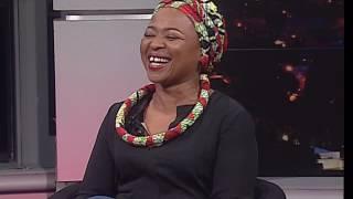 Gambar cover Thomas Mlambo interviews TV actress Manaka Ranaka