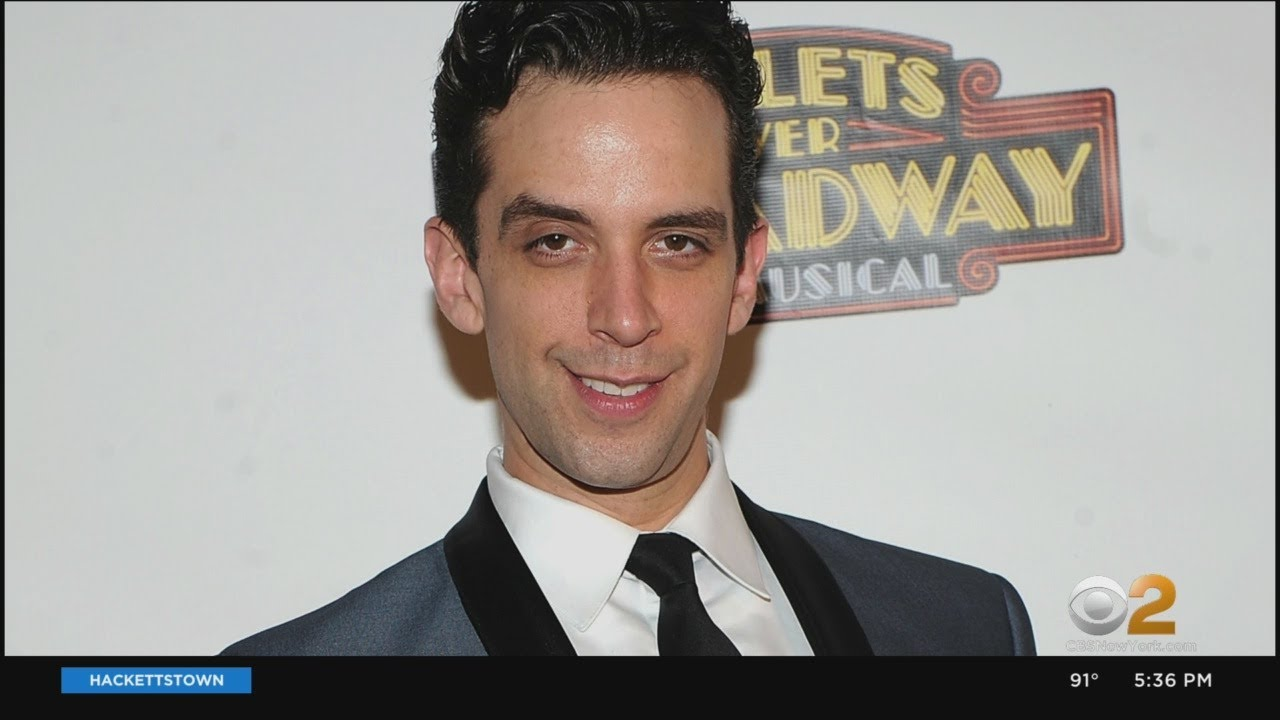 Broadway Actor Nick Cordero Tests Negative For COVID-19 After ...