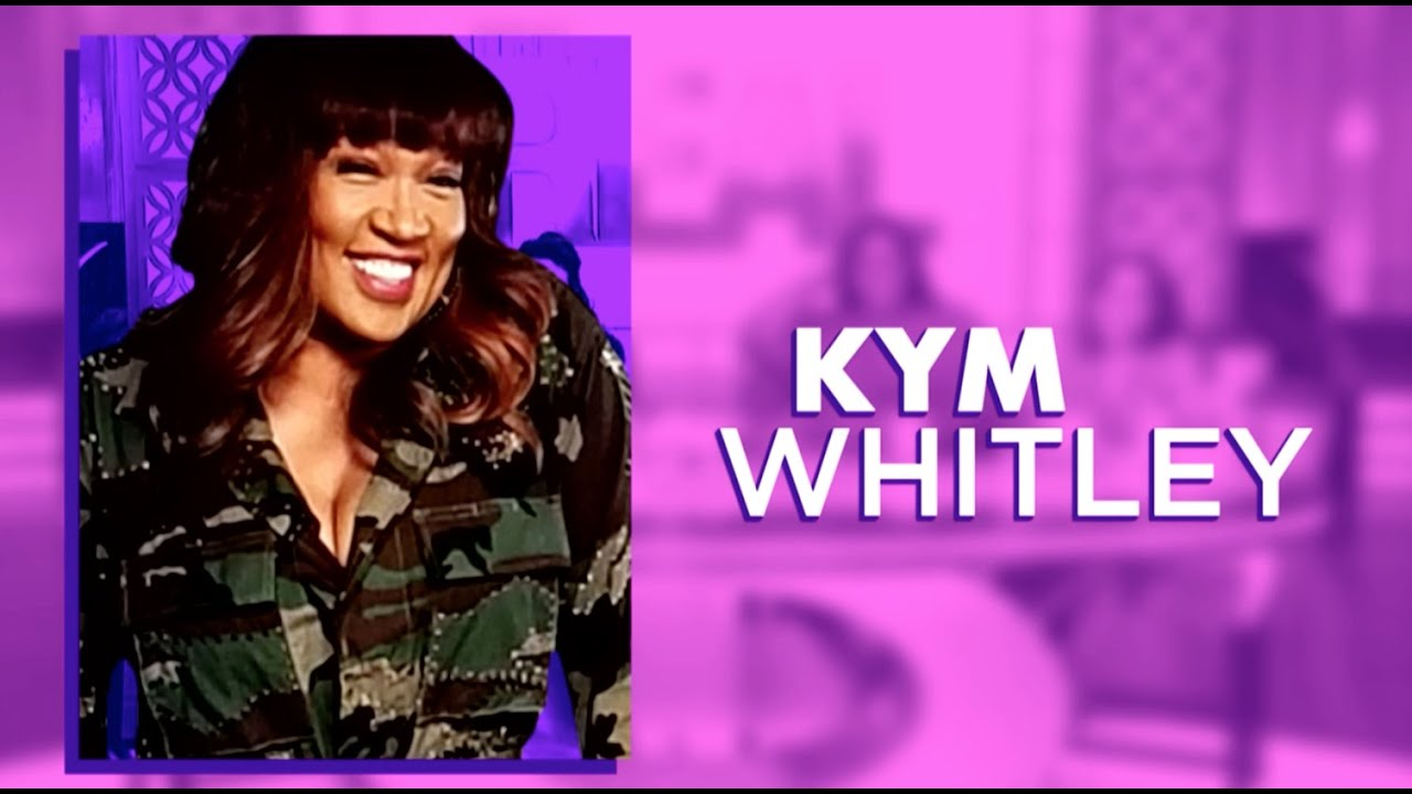 Tuesday on 'The Real': Kym Whitley