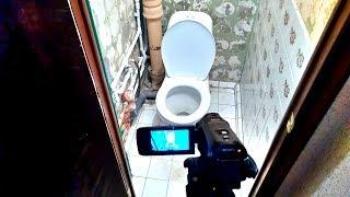 видео Укладка плитки в туалете
