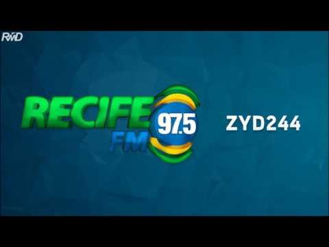 (Vinheta) Prefixo Recife FM 97,5Mhz