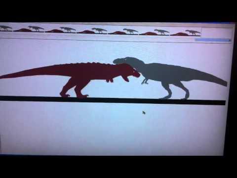 Aucasaurus vs alectrosaurus