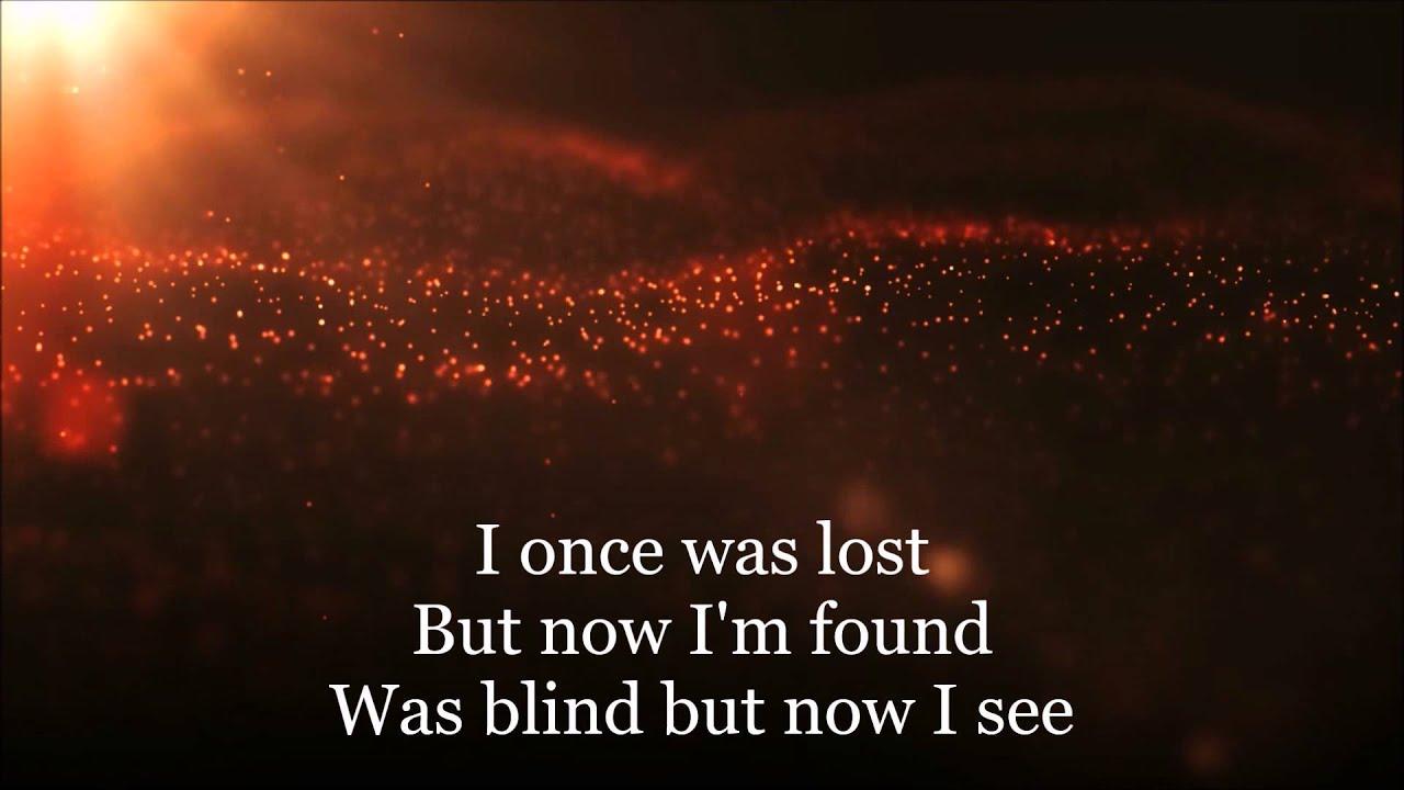 Download Broken Vessels (Amazing Grace) HD Lyrics Video By Hillsong