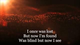 Broken Vessels (Amazing Grace) HD Lyrics Video By Hillsong