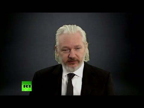 Julian Assange prend part à la discussion de RT sur la sécurité et la surveillance