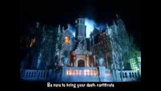 Grim Grinning Ghosts (with lyrics)
