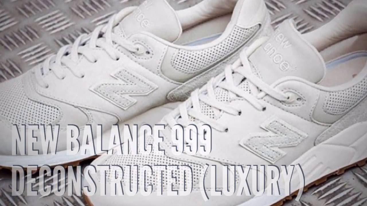 new balance 999 luxury