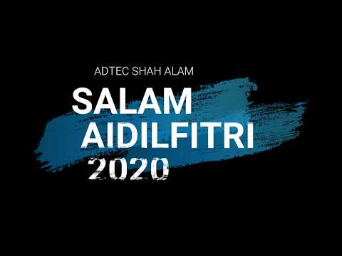 Potret Aidilfitri 2020 ADTEC Shah Alam from YouTube · Duration:  2 minutes 48 seconds