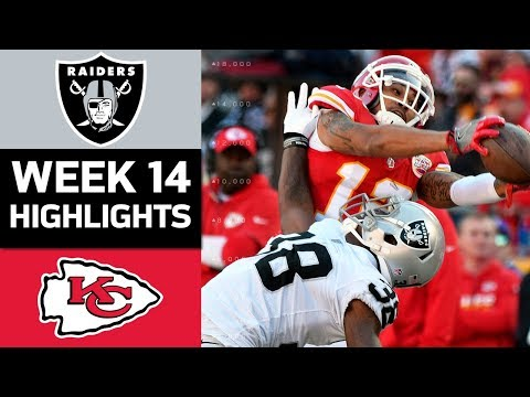 Download Youtube: Raiders vs. Chiefs | NFL Week 14 Game Highlights