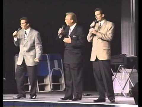 Booth Brothers  Lord I Need Your Touch  1997 Grand Ole Gospel Reunion