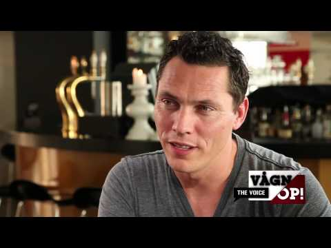 Vågn Op! Med The Voice - Tiësto interview