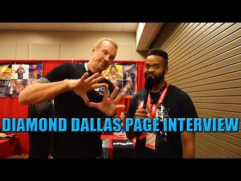 Diamond Dallas Page interview