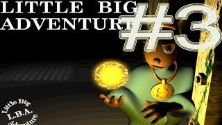Little Big Adventure PS1 Прохождение #3